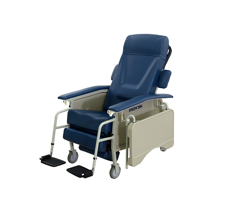 YA-DS-R03 Three-Position Reclining Blood Draw Chair
