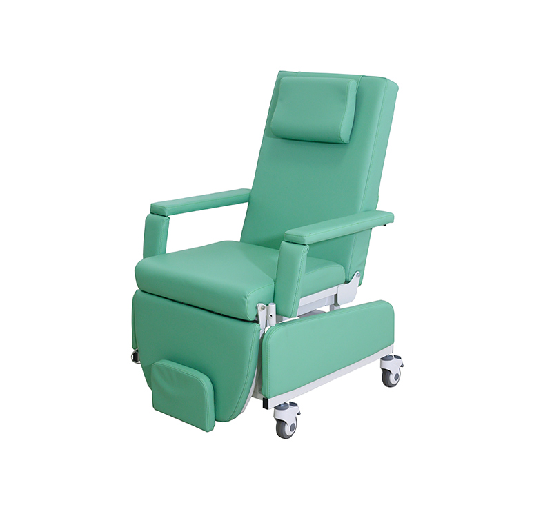 YA-DS-D09 Electric Reclining Dialysis Chair