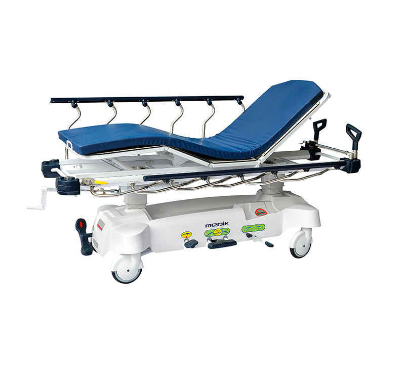 YA-PS07 Hydraulic Patient Transport Stretcher