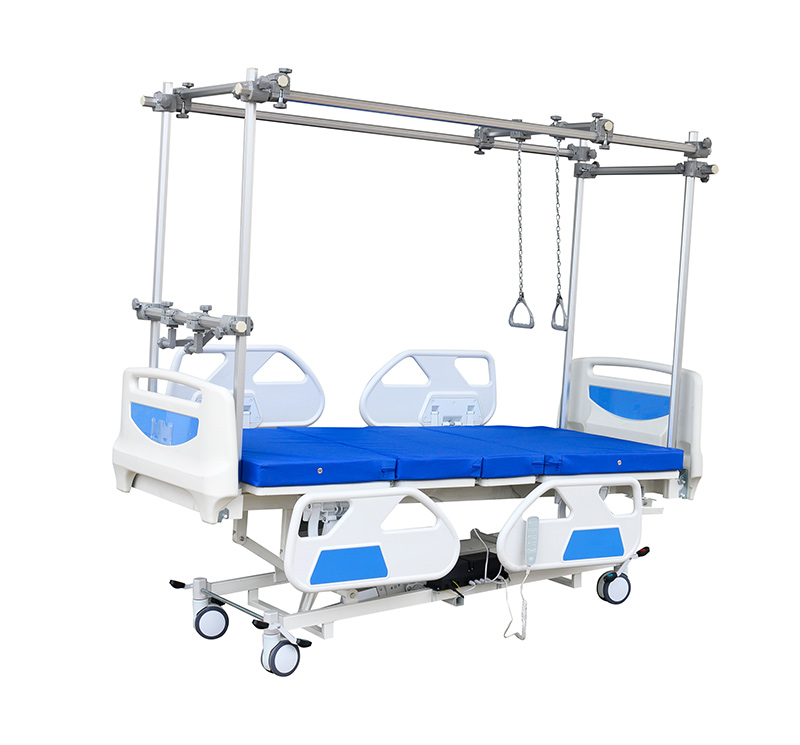 YA-D5-2 Motorized Orthopedic Hospital Bed 5 Function