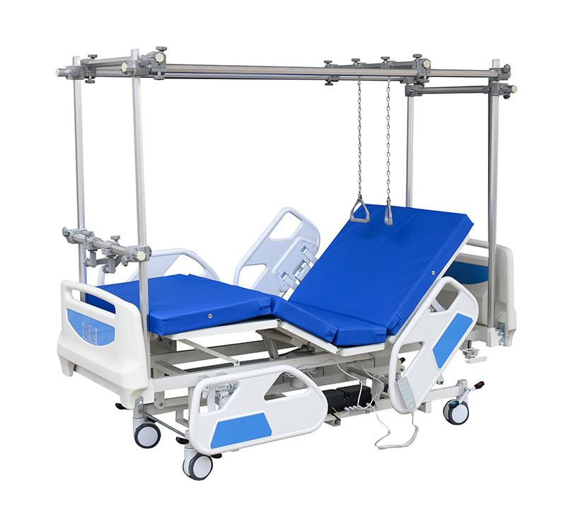 YA-D5-1 Motorized Orthopedic Hospital Bed 5 Function