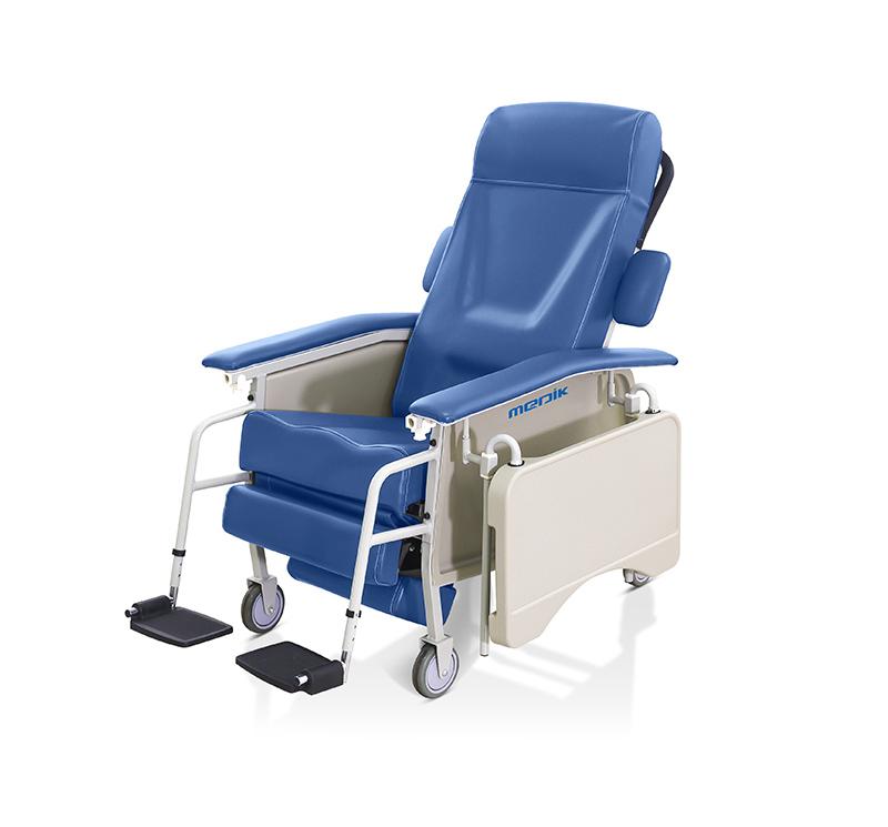 YA-DS-R03 Three-Position Reclining Blood Draw Chair