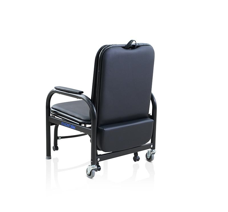 MK-A03 Folding Hospital Furniture Sleeper Chairs