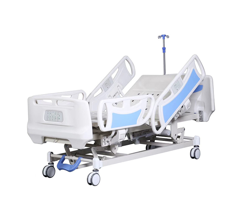 YA-D5-1 Fully Electric Hospital Bed Height Adjustable