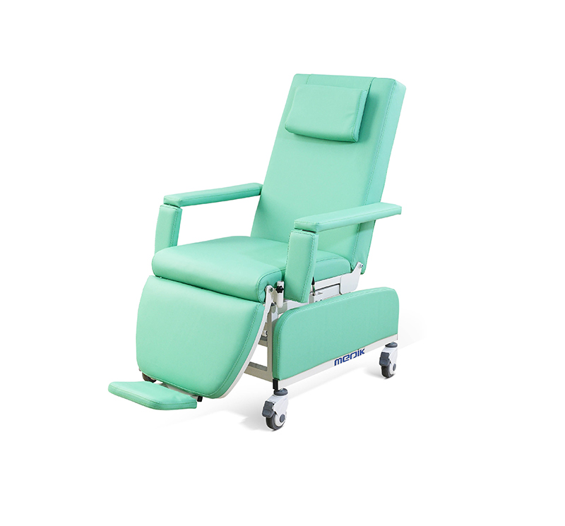 YA-DS-M03 Manual Dialysis Chair Height Adjustable