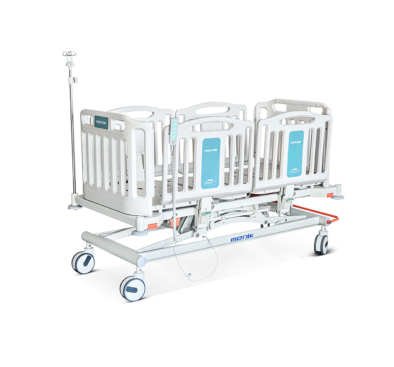 YA-PD5-4 New 5 Position Electric Hospital Youth Bed