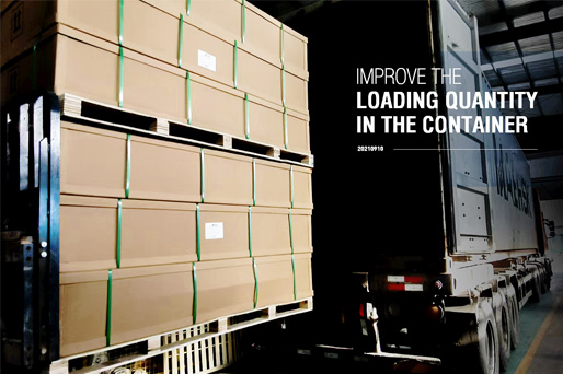 Improve The Loading Quantity In The Container