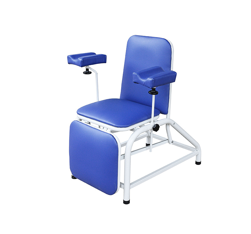 YA-DS-M01 Manual Blood Sample Chair For Hospital